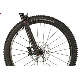 """VOTEC VMs Comp - Tour/Trail Fully 27,5"""" - red/black"""